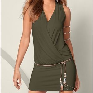 Brand New Venus Banded Bottom Dress 2